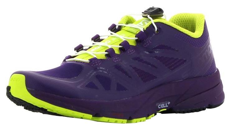 running shoes Sonic Pro ladies purple