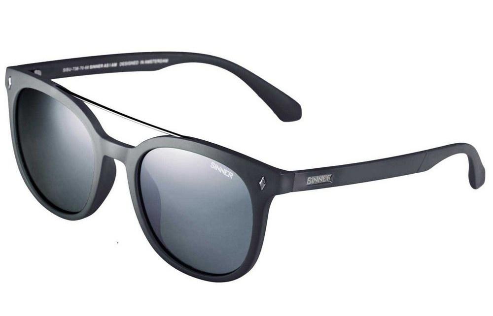 7b23ceb58775 Sinner sunglasses Diamond Peak unisex black - Internet-Sport&Casuals