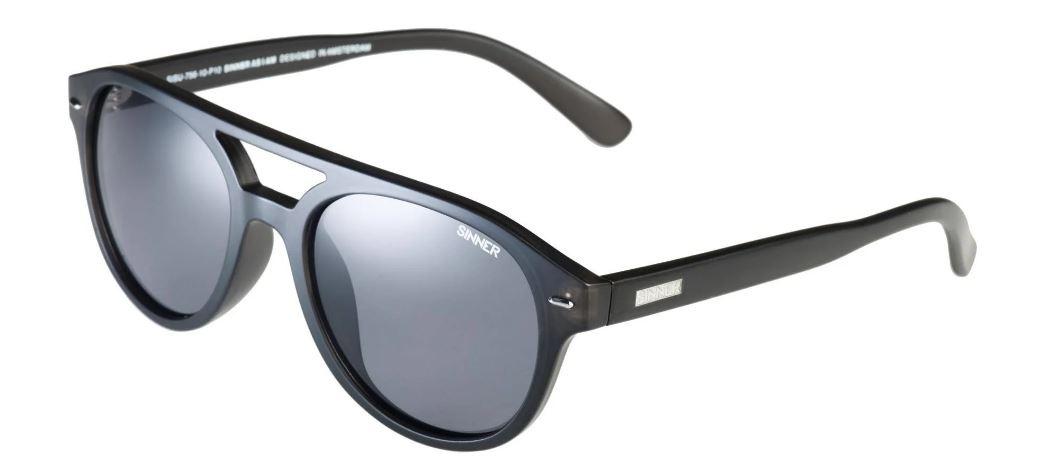 882d88ee9598 Sinner sunglasses Ferguson CX unisex wayfarer black/grey - Internet ...