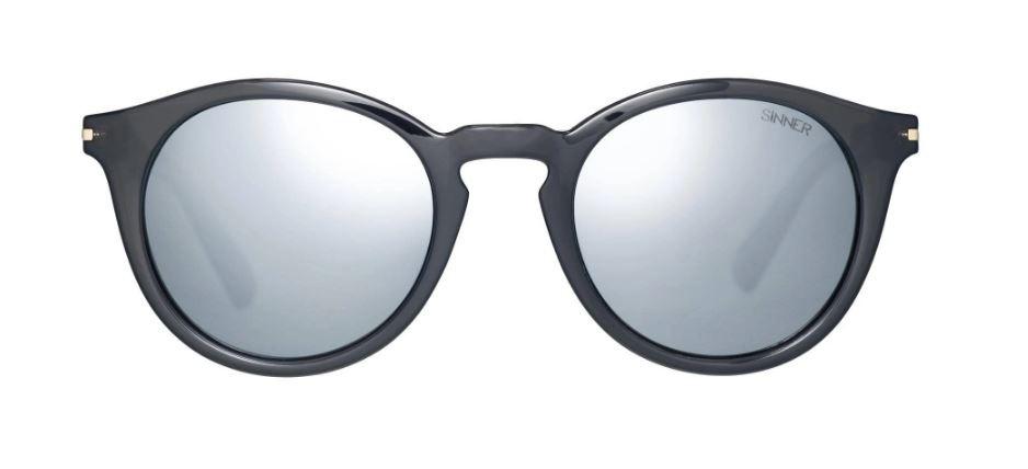 8b450067b09d Sinner sunglasses Liberty unisex wayfarer black/grey - Internet ...