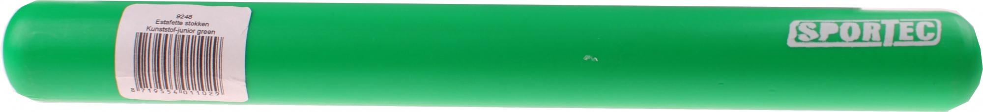 sportec estafettestok 29,5 cm kunststof groen internet sport\u0026casualsKunststof Estafette Stokken #14