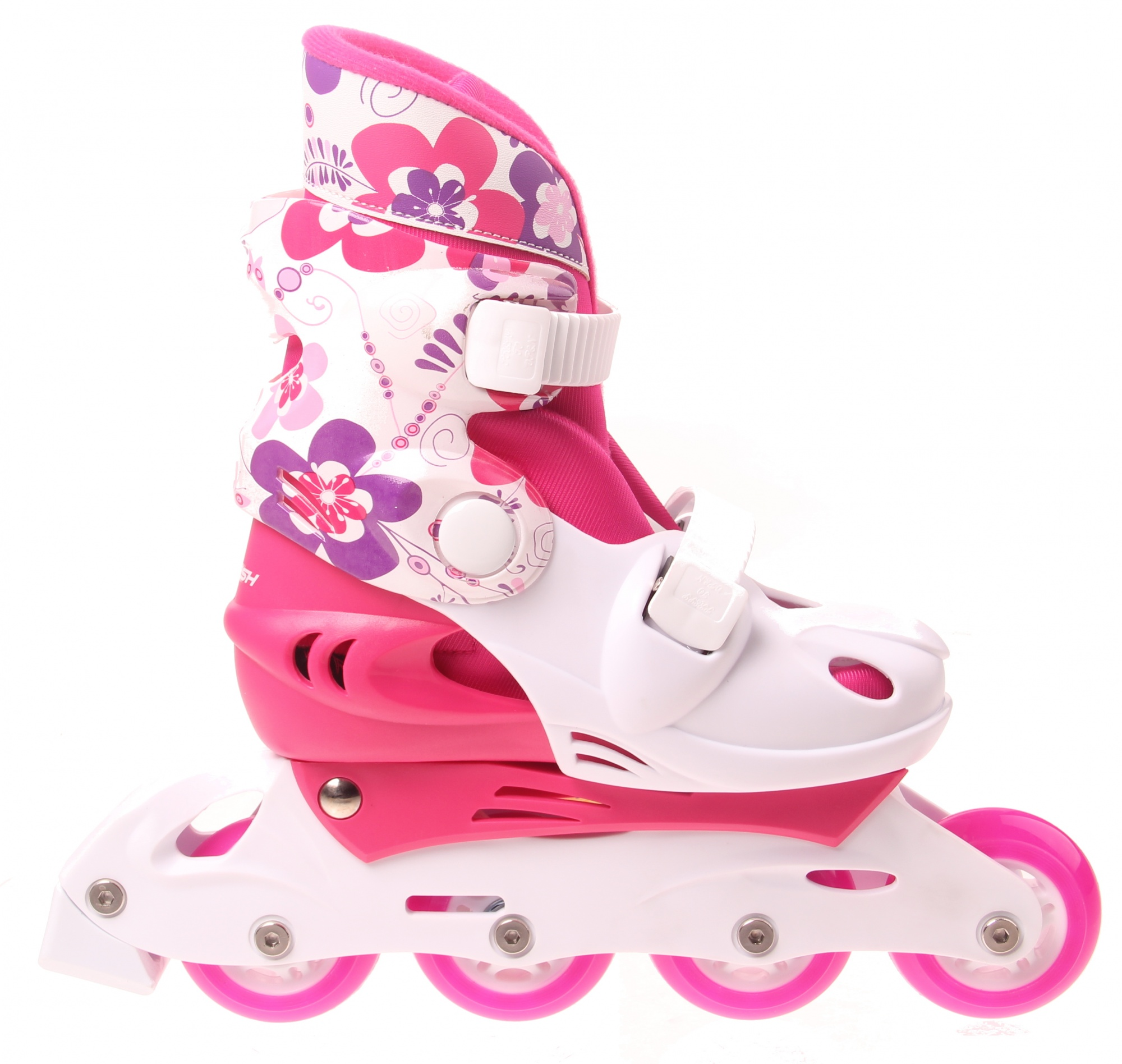 dcd70dc772e Tempish skateset Blume junior weiß / pink - Internet-Sport&Casuals