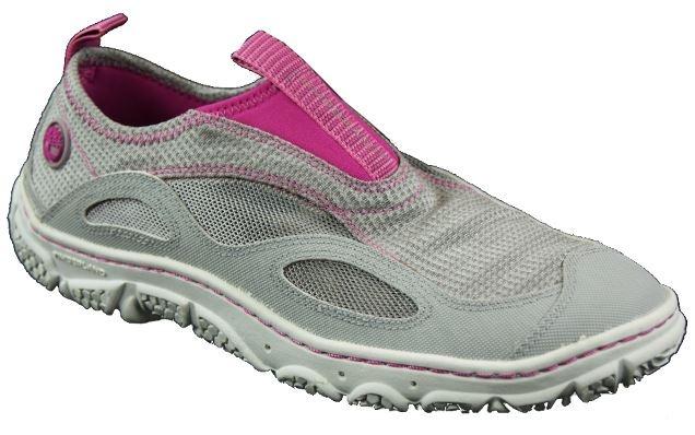 size 40 02340 61b44 Walk On Water Slip Frauen Schuh Größe Gray 35.5