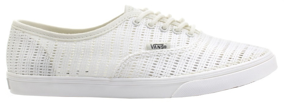 vans sneakers dames wit