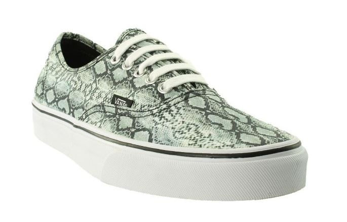 87231a9f4bbe Vans sneakers Authentic Snake girls women green. Brand  Vans. Sale! Vans  sneakers Authentic Snake girls women green