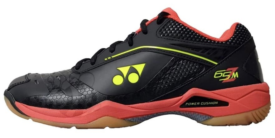 ea631e7f37d Yonex badminton shoes SHB 65Z men's black/red - Internet-Sport&Casuals
