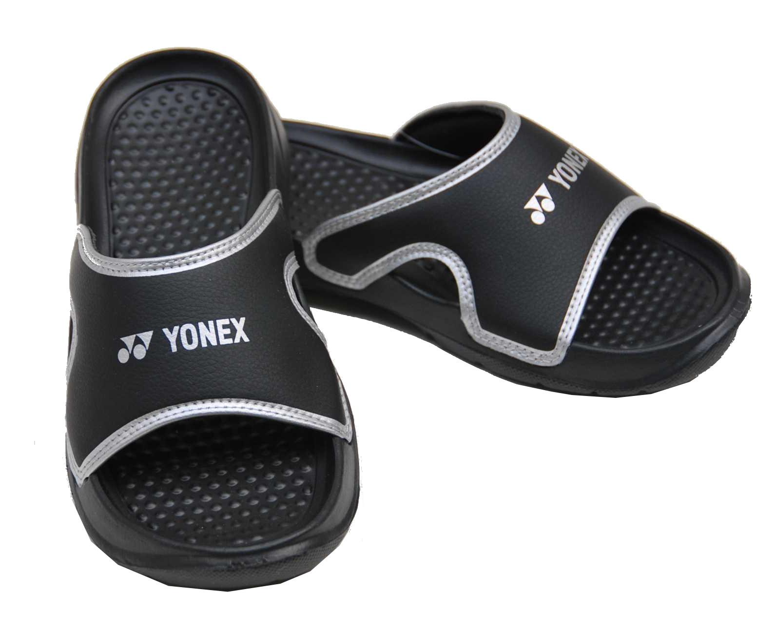 b83ceb829 Yonex (Tennis) slippers black - Internet-Sport Casuals