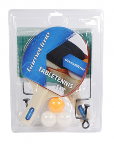 2-Play tafeltennisset Gametime junior 25 cm 6-delig