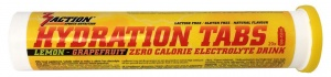 3Action bruistabletten Hydration Lemon/Grapefruit 20 stuks