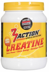 3Action Creatine Monohydraat 500 gram