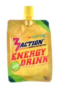 3Action energiedrank Lemon 100 gram