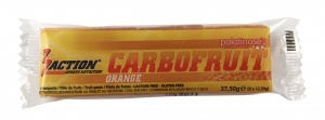 3Action fruittabletten Carbofruit Orange 37,5 gram