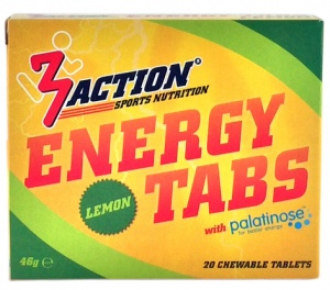 3Action energietabletten Lemon 20 stuks