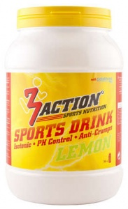 3Action sportdrank Lemon 1 kg