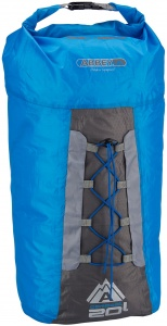 Abbey rugzak All Weather Bag in a Sac 20L blauw