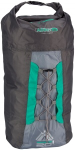 Abbey rugzak All Weather Bag in a Sac 20L zwart/groen