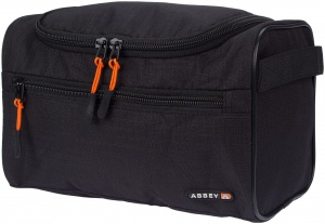 Abbey Toiletry Box 25 x 15 x 15 cm black