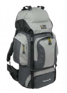 Active Leisure backpack Tahoma 70 liter 75 cm polyester grijs
