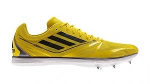 official photos c6ca7 a0fef adidas Adizero Cadence 2 Atletiekschoenen Geel