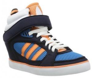 d4599c18791 adidas Amber Light Up Ladies Sneaker Blue