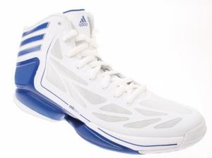 buy online b8946 de0c0 adidas Adizero Crazy Light Basketbalschoenen Wit Blauw