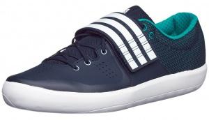 new concept cd4e9 2aeaf adidas atletiekschoenen Adizero Shotput unisex blauw