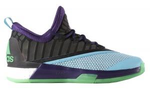 size 40 53acf 9ee30 adidas basketbalschoenen Crazylight B 2 heren blauw