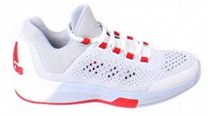 promo code dad2f 9f4ca adidas basketbalschoenen Crazylight BP heren grijs