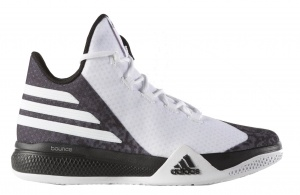 adidas basketbalschoenen Light Em Up heren zwart