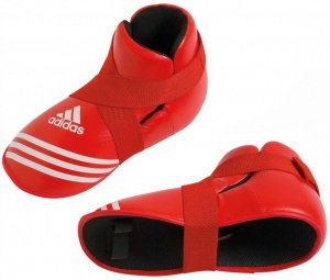 adidas boksschoenen Super Safety rood