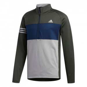 adidas Competition golfsweater groen heren