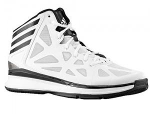 newest 94910 f48b9 adidas Crazy Shadow 2 Heren Basketbalschoenen Wit