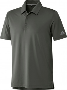 adidas golfpolo Ultimate365 2.0 Solid heren groen