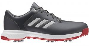 huge discount d84db 40103 adidas golf shoes CP Traxion BOA mens grey