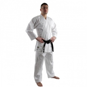 adidas karatepak K220KF Kumite Fighter wit unisex