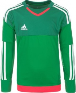adidas Keepersshirt Adizero Top 15 groen/rood