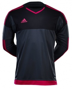 adidas Keepersshirt Adizero Top 15 zwart/roze