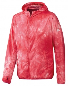 adidas outdoor jack Kanoip Packed Dye heren rood