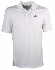 adidas polo Performance heren wit