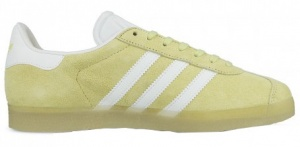 adidas sneakers Gazelle heren geel/wit
