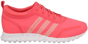 adidas sneakers Los Angeles dames roze