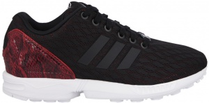 adidas sneakers Originals ZX Flux dames zwart