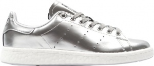 adidas sneakers Stan Smith boost dames zilver