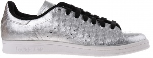 adidas sneakers Stan Smith heren zilver