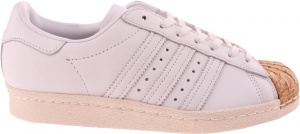adidas sneakers Superstar 80's Cork dames wit