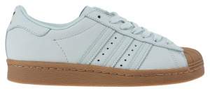 adidas sneakers Superstar 80's dames mintgroen