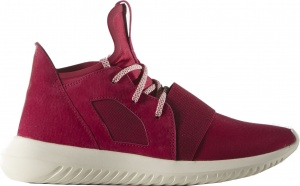 adidas sneakers Tubular Defiant dames donker roze/rood