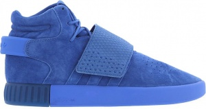 adidas sneakers Tubular Invader heren blauw