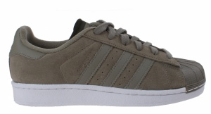adidas Superstar sneakers dames groen