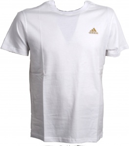 adidas t-shirts Combat wit unisex maat S